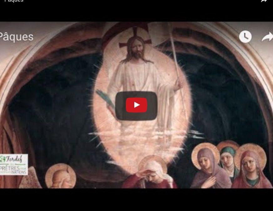 Vidéo : Pâques 2016