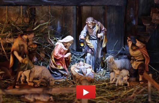Les symboles de Noël : la crèche